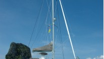 Catamaran SEA SPIRIT -  At Anchor
