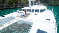 Catamaran SEA SPIRIT -  Foredeck