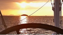 Catamaran SEA SPIRIT -  Into the Sunset