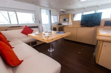 Catamaran SEA SPIRIT -  Main Salon