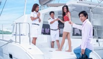 Catamaran SEA SPIRIT -  Welcome aboard
