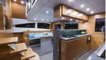 Catamaran SKYLARK -  Galley
