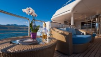 Catamaran SPIRIT 35 -  Exterior Decks