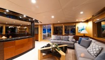 Catamaran SPIRIT 35 -  Salon Seating