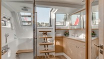 Catamaran SPLIT SECOND - Master ensuite