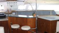 Catamaran VICTORIA -  Galley