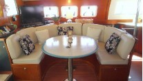 Catamaran VICTORIA -  Salon Dining