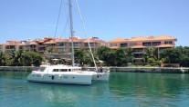 Catamaran WHISPERS -  On Charter