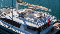 Catamaran WINDQUEST - Flybridge