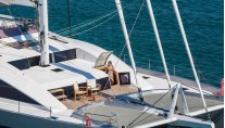 Catamaran WINDQUEST - Fordeck