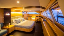 Catamaran WINDQUEST - Master Cabin