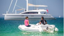 Catamaran WINDQUEST - On Charter