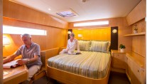 Catamaran WINDQUEST - VIP Cabin