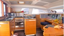 Catana 50 Galley