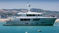 CdM Motor yacht Galego launched
