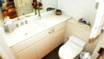 Cedar Island -  Guest Bathroom