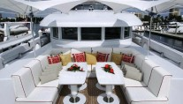 Celestial Hope Foredeck Lounge
