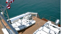 Ceylan Motor Yacht and her tenders