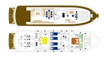 Champagne O Clock -  Accommodation layout