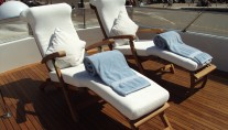 Chantella -  Flybridge Sun Chairs