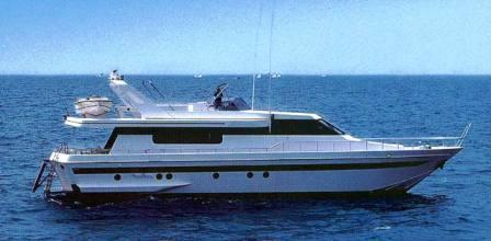Motor Yacht Charlie