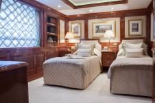 Charter Yacht ST DAVID -  Twin Cabin 2