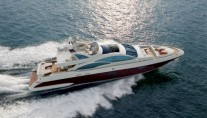 Charter yacht GOGAMIGOGA - a sister ship to Stormbringer yacht