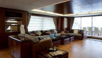 Charter yacht ITACA CLUB -   Main Salon 2