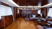 Charter yacht ITACA CLUB -   Main Salon