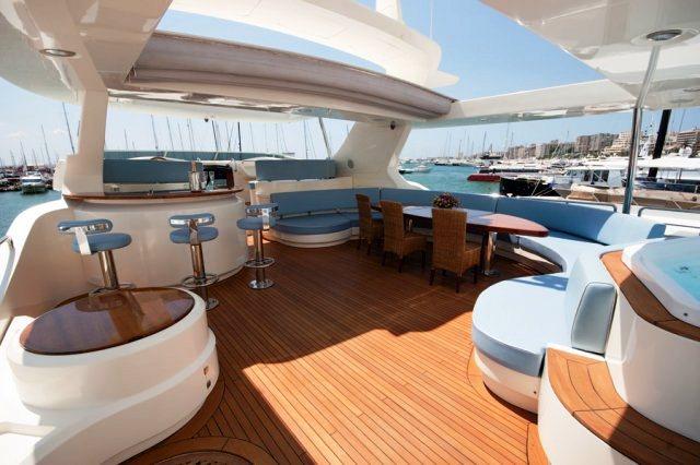 Charter Yacht ITACA CLUB