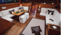 Charter yacht MY LOTTY - Dinette