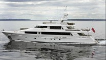 Charter yacht Miss Michelle - a sistership to Winning Drive yacht