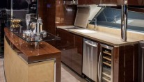 Cheoy-Lee-yacht-Alpha-76-Flybridge-Galley