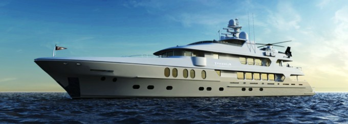 Motor Yacht CHASSEUR (hull 040)