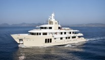 Cizgi Yachts constructed expedition charter yacht E&E