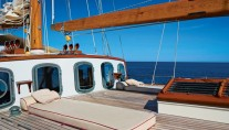 Classic SY SILVER SPRAY - Foredeck