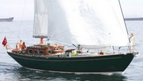 Classic Yacht ANITTA -  On Charter