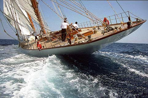 Classic Sailing Yachts For Sale Europe Wooden Boat Show