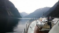 Classic Yacht LAIKA -  Cruising the Fjords in Northern Europe