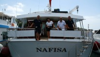 Classic Yacht NAFISA -  Your Crew
