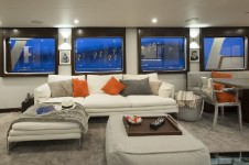 Classic Yacht SULTANA -  Main Salon Seating