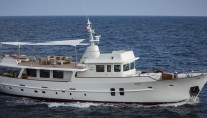 Classic Yacht SULTANA -  Profile