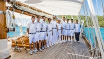 Classic sail yacht CROCE DEL SUD - Your Crew