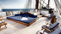 Classic windjammer yacht SEA CLOUD
