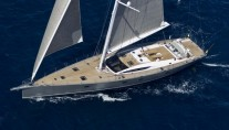 Comar luxury sailing yacht Shadow