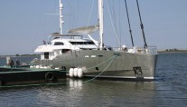 Conrad 115 superyacht Lunar by Conrad Shipyard - Finishing