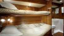 Constanter -  Port Cabin + Top bunk