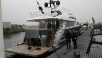 Continental III 26.00 RPH Yacht - aft view