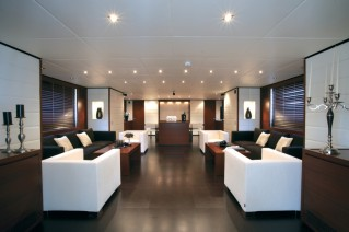 Copy of Yacht ANNAMIA -  Main Salon.