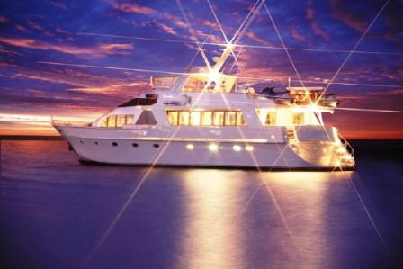 Motor yacht Cosmos